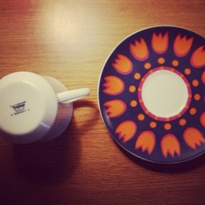 Thomas Germany cup and saucer