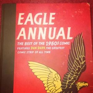 Eagle Annual cover