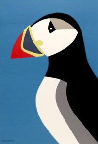 Tom Eckersley Puffin
