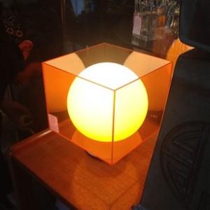 Retro 1970s lamp