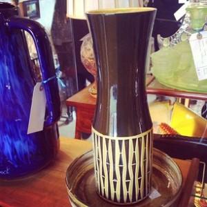 Hornsea bamboo vase