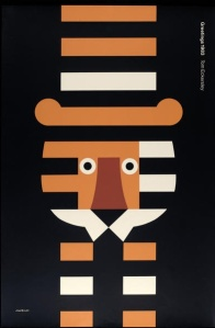 tom-eckersley 1983 Tiger