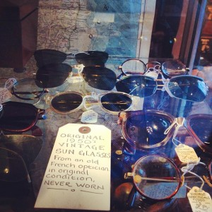 Vintage Sunglasses Hemswell Antiques Centre