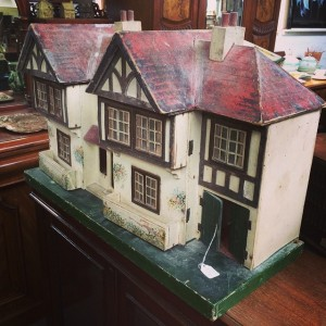 Dusty dolls house
