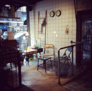 Hermitage Road cafe