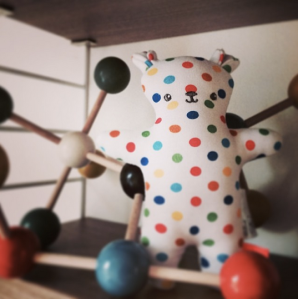 Ferm Living molecule set