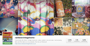 Rainbow Vintage Home on Instagram 2